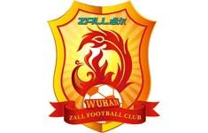 时隔3个月,武汉卓尔足球俱乐部再次在基地进行训练